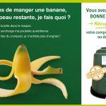Affiche de la campagne de promotion du compostage 2020