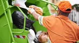 Ramassage de ma poubelle