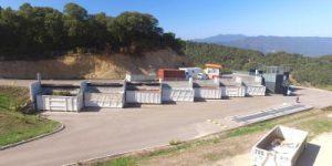 Vue de la recyclerie de Moca-Croce