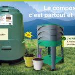 image présentant les 2 modèles de composteurs