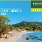 Couverture du plan d'action plage de Palombaggia